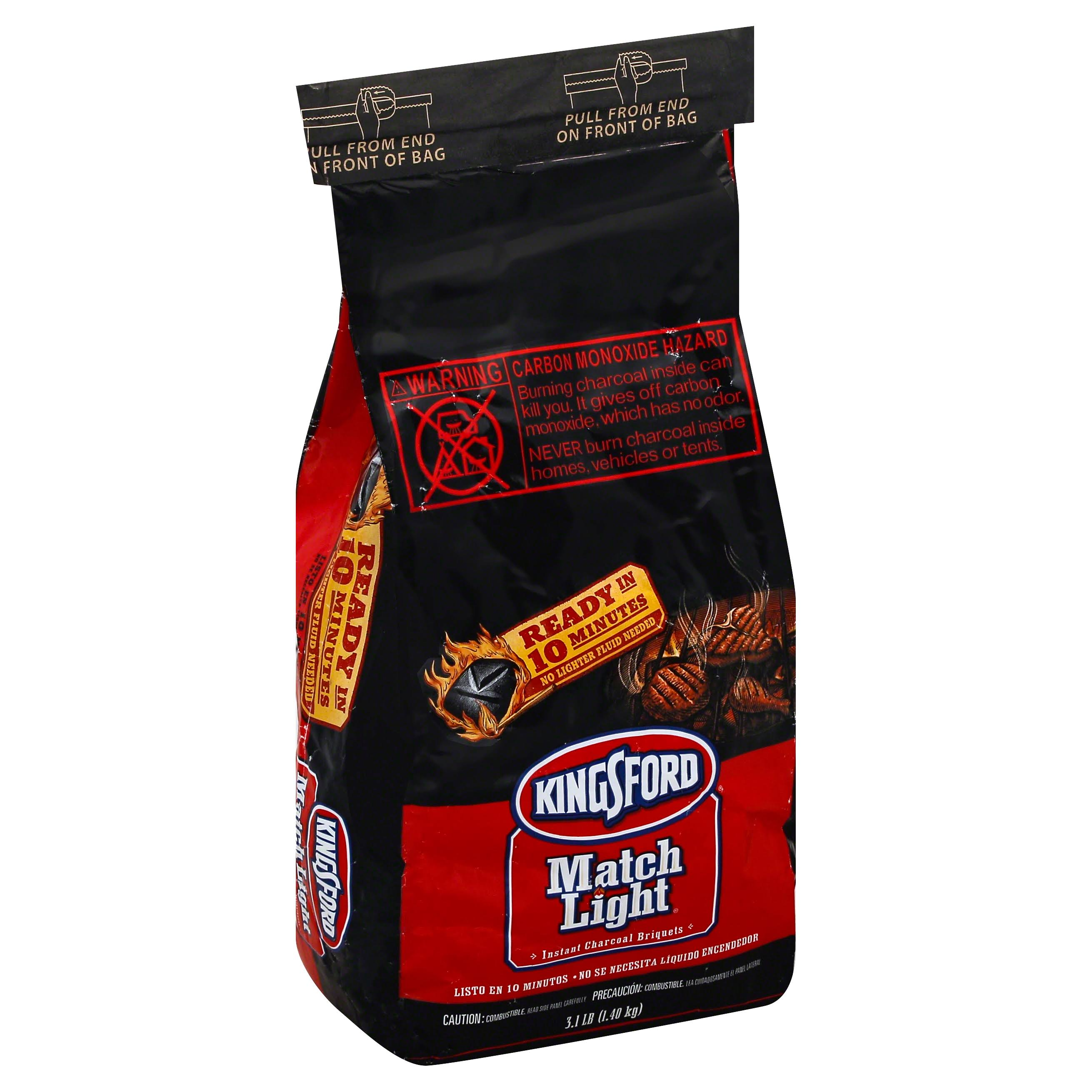 Kingsford Match Light Charcoal Briquets
