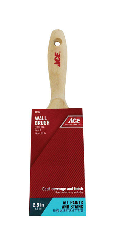 Ace Flat Polyester Paint Brush - 2.5 in