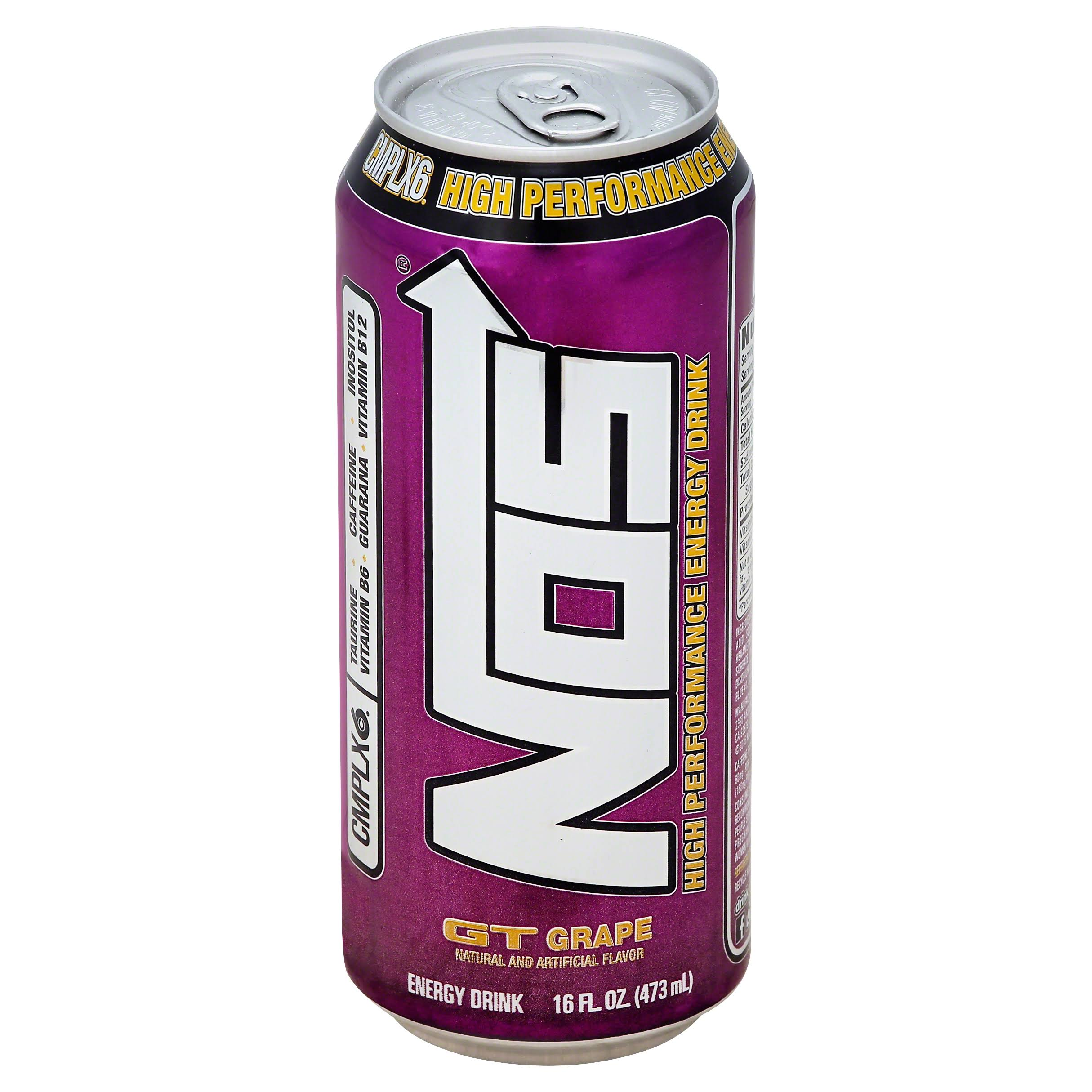 Nos Grape - 16oz
