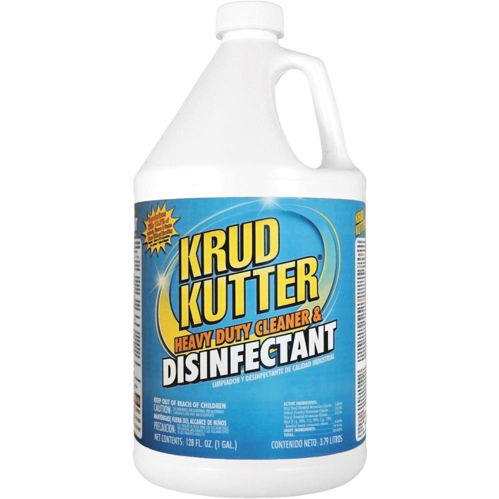 Krud Kutter Heavy Duty Cleaner and Disinfectant - 1gal