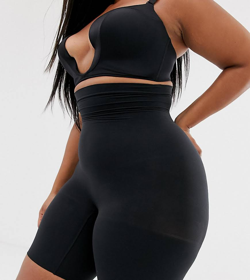 Spanx Higher Power Short Black