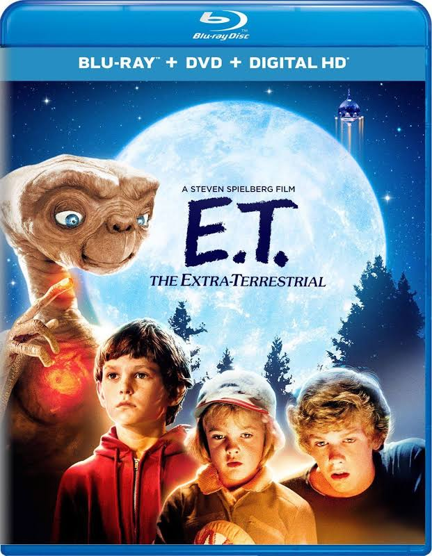 E.T. The Extra-Terrestrial - BLU-RAY