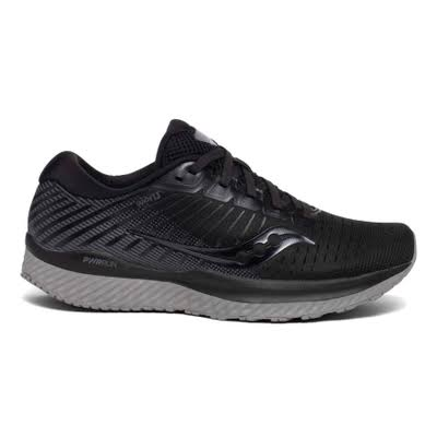 Saucony Women's Guide 13 Running Shoes - Black