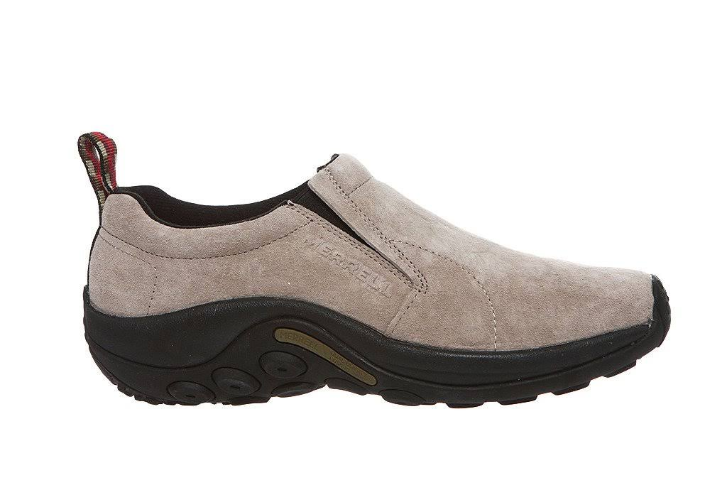 Merrell Men's Jungle Moc Slip-On Shoes - Taupe, 11.5US