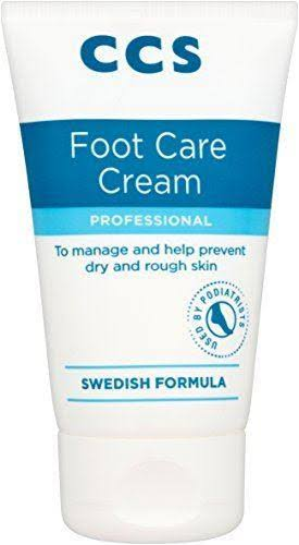 CCS Professional Foot Care Cream - 60ml