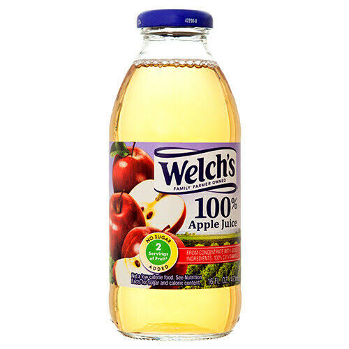 Welch's Fruit Punch Juice - 16 oz