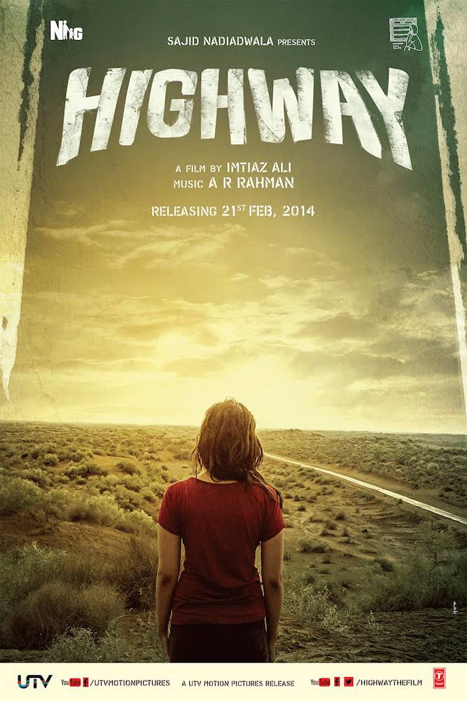 Highway Hindi Movie Download BluRay 2014