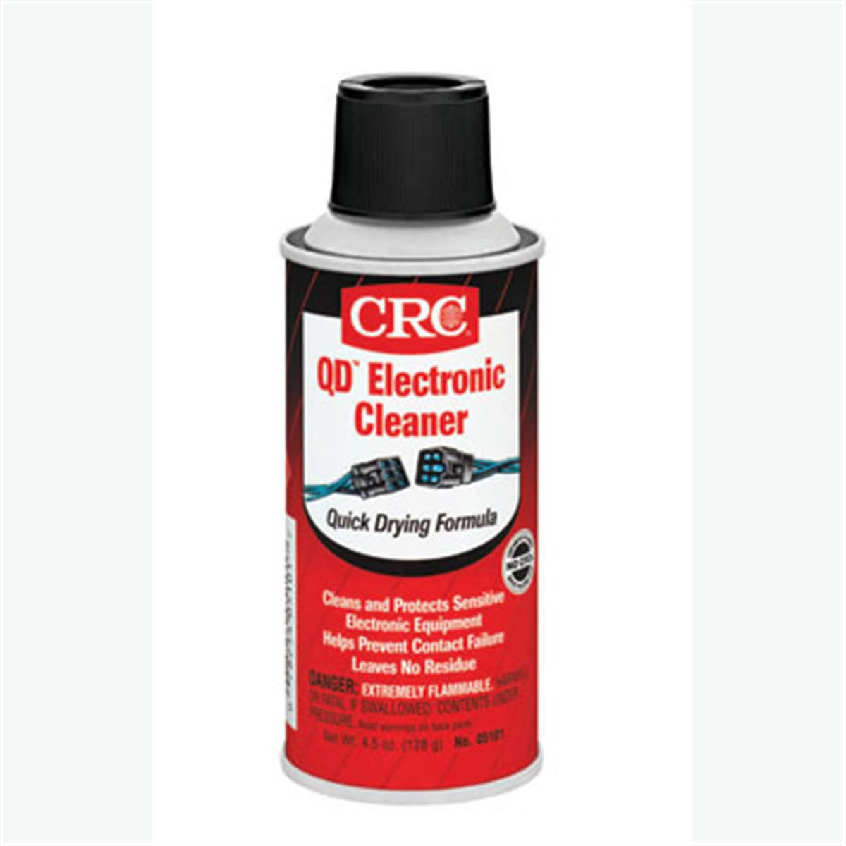 CRC QD Electronic Cleaner - 128g