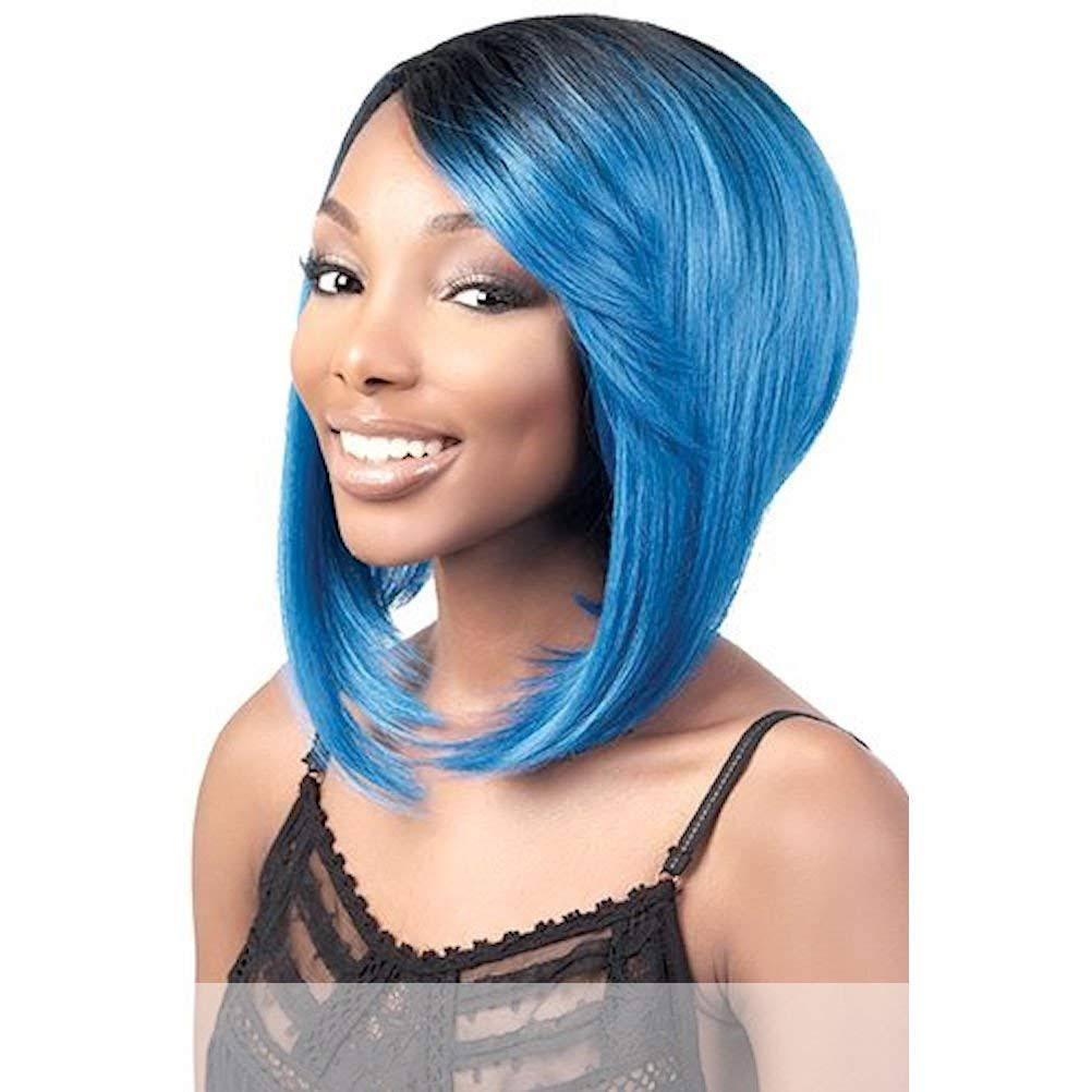 Motown tress dp. wedge lace front wig - rt8/latte