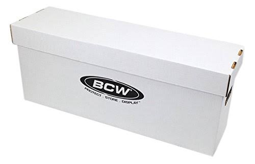 Bcw Comic Book Storage Box - Long