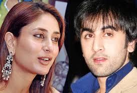 Kareena Kapoor and Ranbir Kapoor