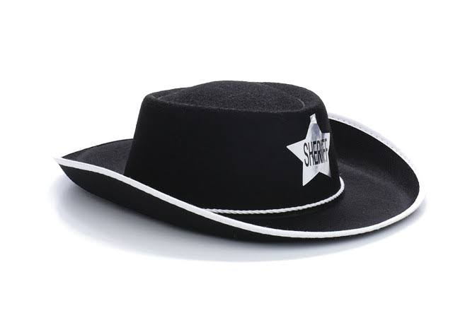 Toysmith Children's Cowboy Hat
