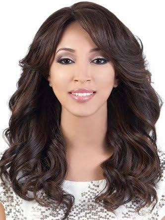 Motown Tress Curlable Wig Misty (DX27/24/4)