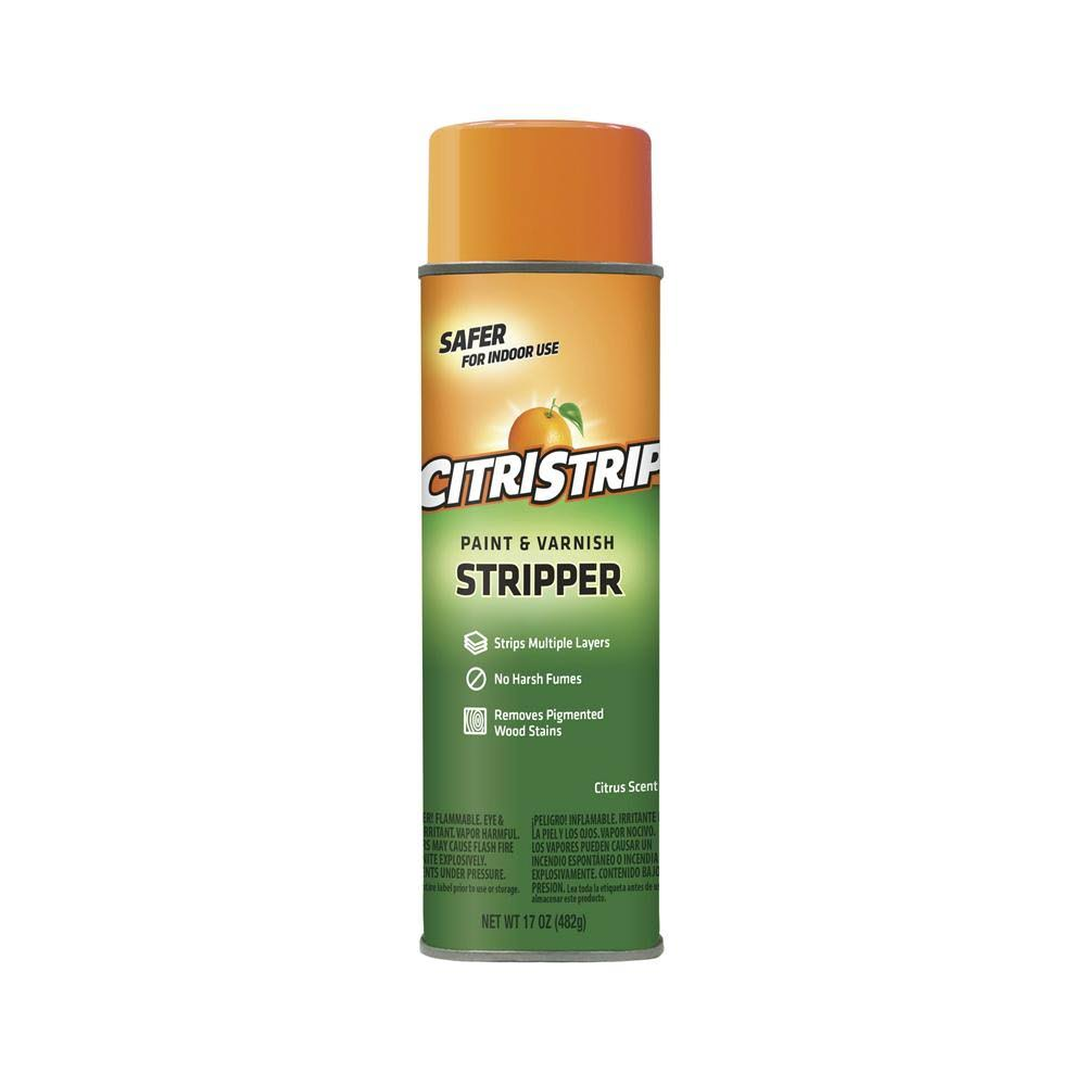 Citristrip Paint and Varnish Stripper Aerosol - 17oz