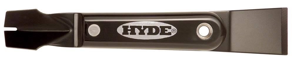 Hyde Tools 2in1 Putty Knife - 1.25""