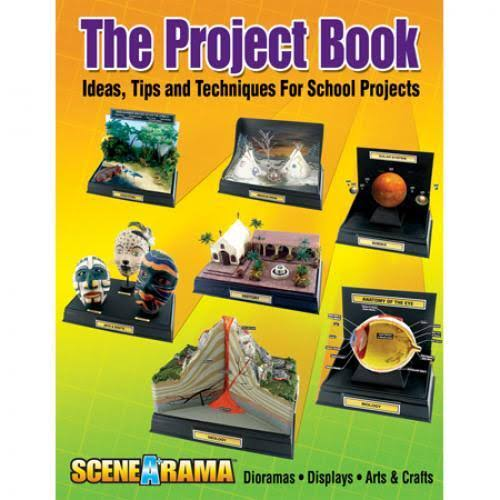 Scene-A-Rama Project Book