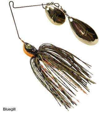 Z-Man SlingBladeZ Power Finesse Indiana Colorado Spinnerbait Bluegill / 3/8 oz