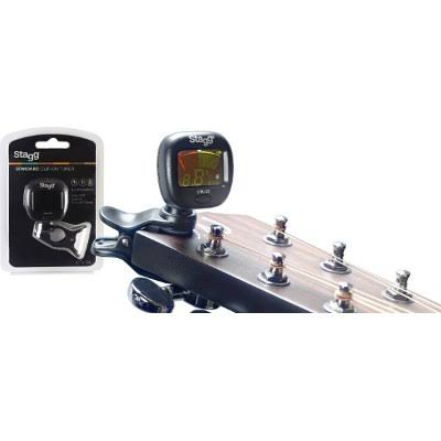 Stagg Clip Tuner Chromatic