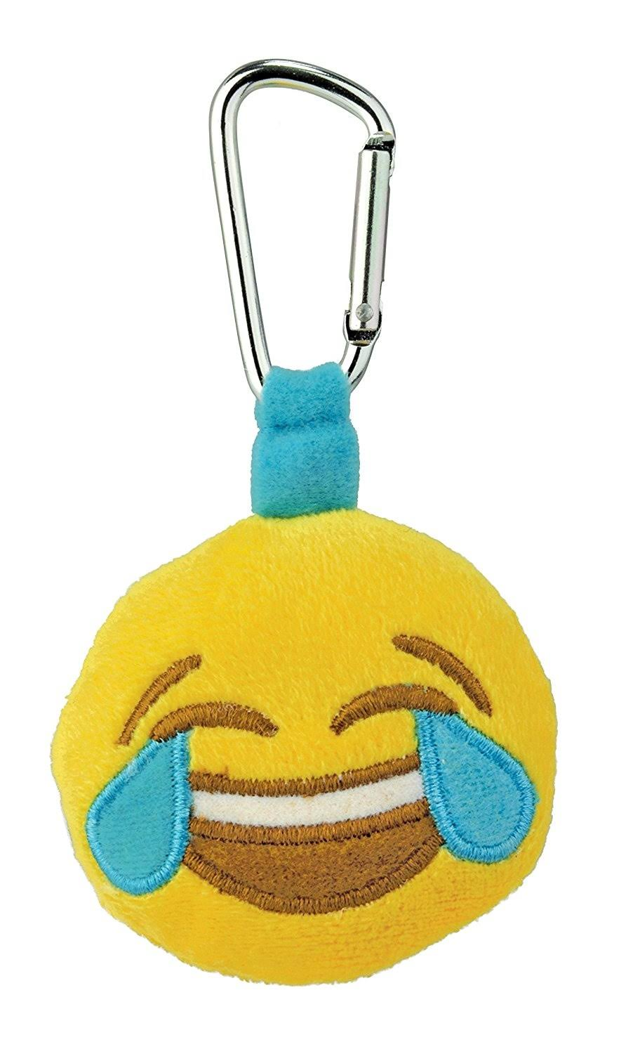 Kids Preferred Emoji Backpack Clip - Joy