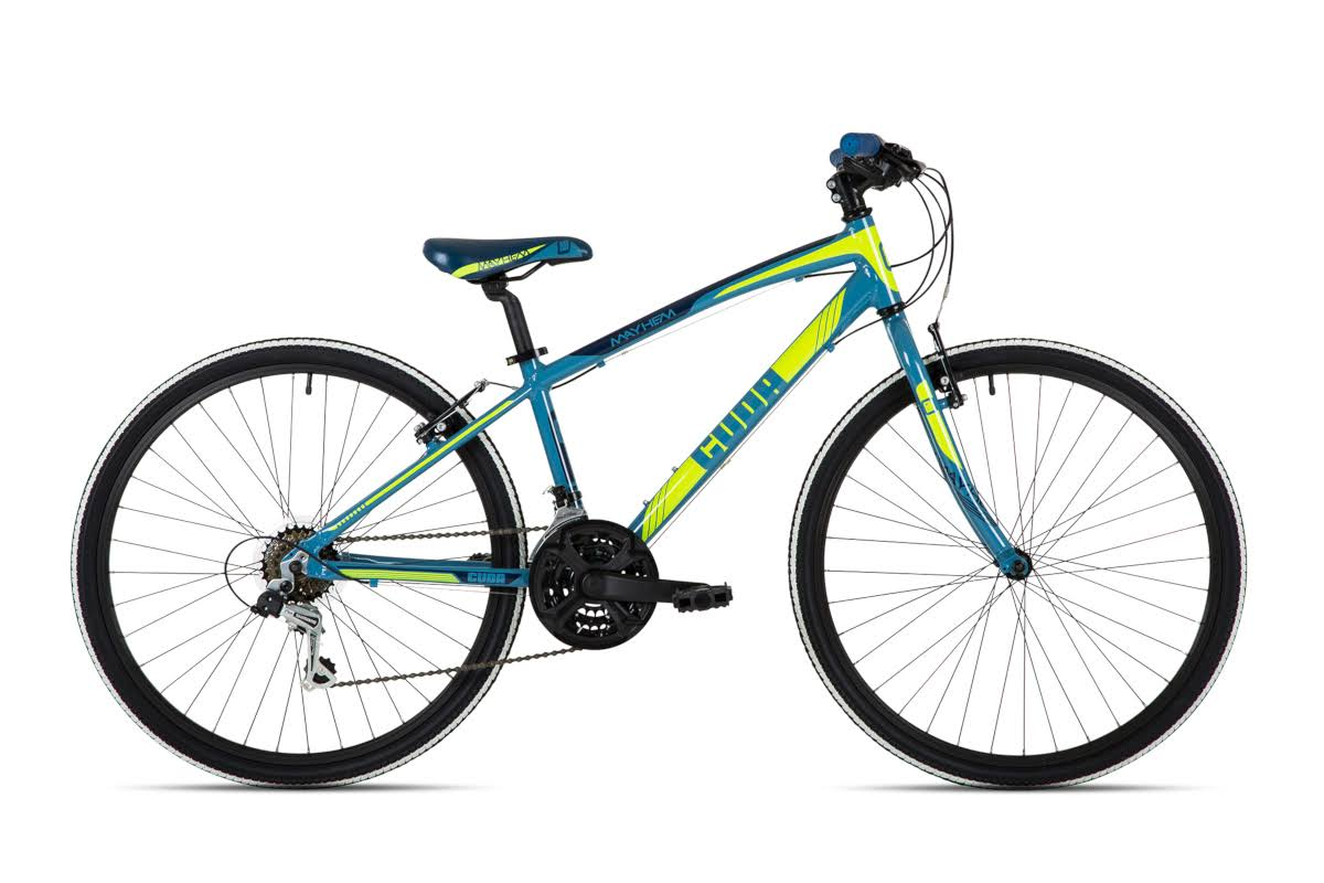 Cuda Mayhem Junior Bike - Blue - 26""