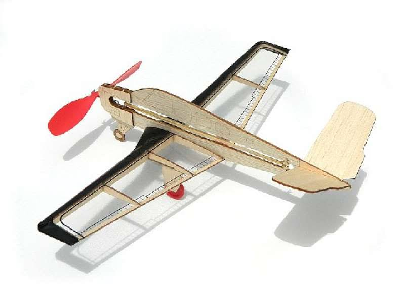 Guillows V-Tail Model Kit