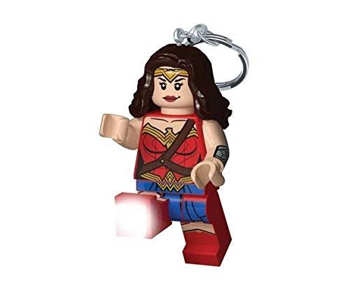 Lego DC Super Heroes Wonder Woman Key Light