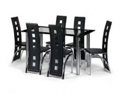 Modern Dining Room Sets Cheap by Black Modern Dining Table Dining Room