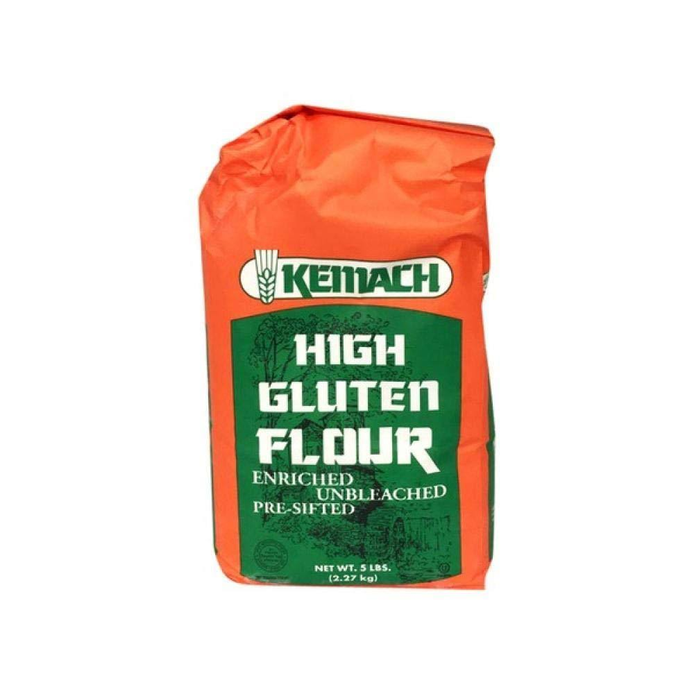 Kemach High Gluten Flour Enriched Unbleached