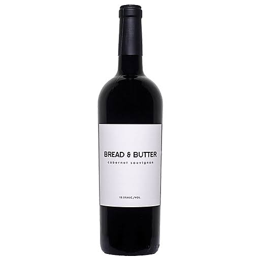 Bread & Butter Wine, Cabernet Sauvignon, 2017 - 750 ml