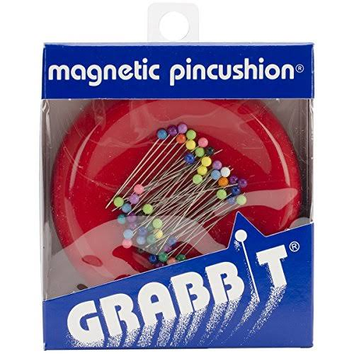 Grabbit Magnetic Pincushion - Blue