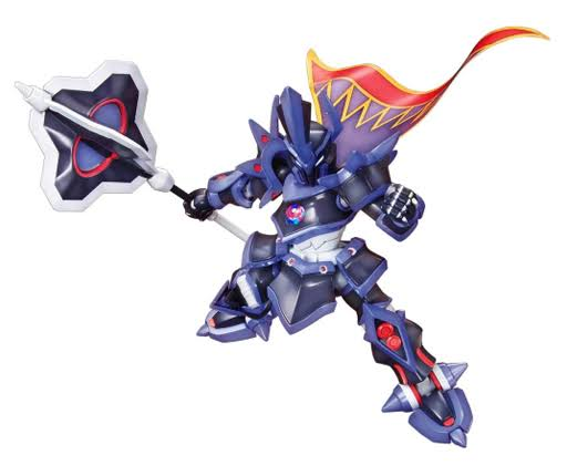 Bandai Spirits LBX The Emperor Action Figure