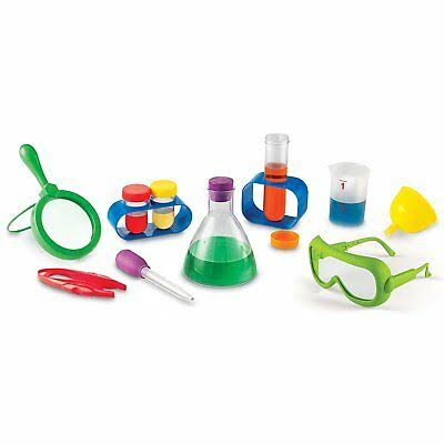 Learning Resources Primary Science Lab Activity Set - 12pc