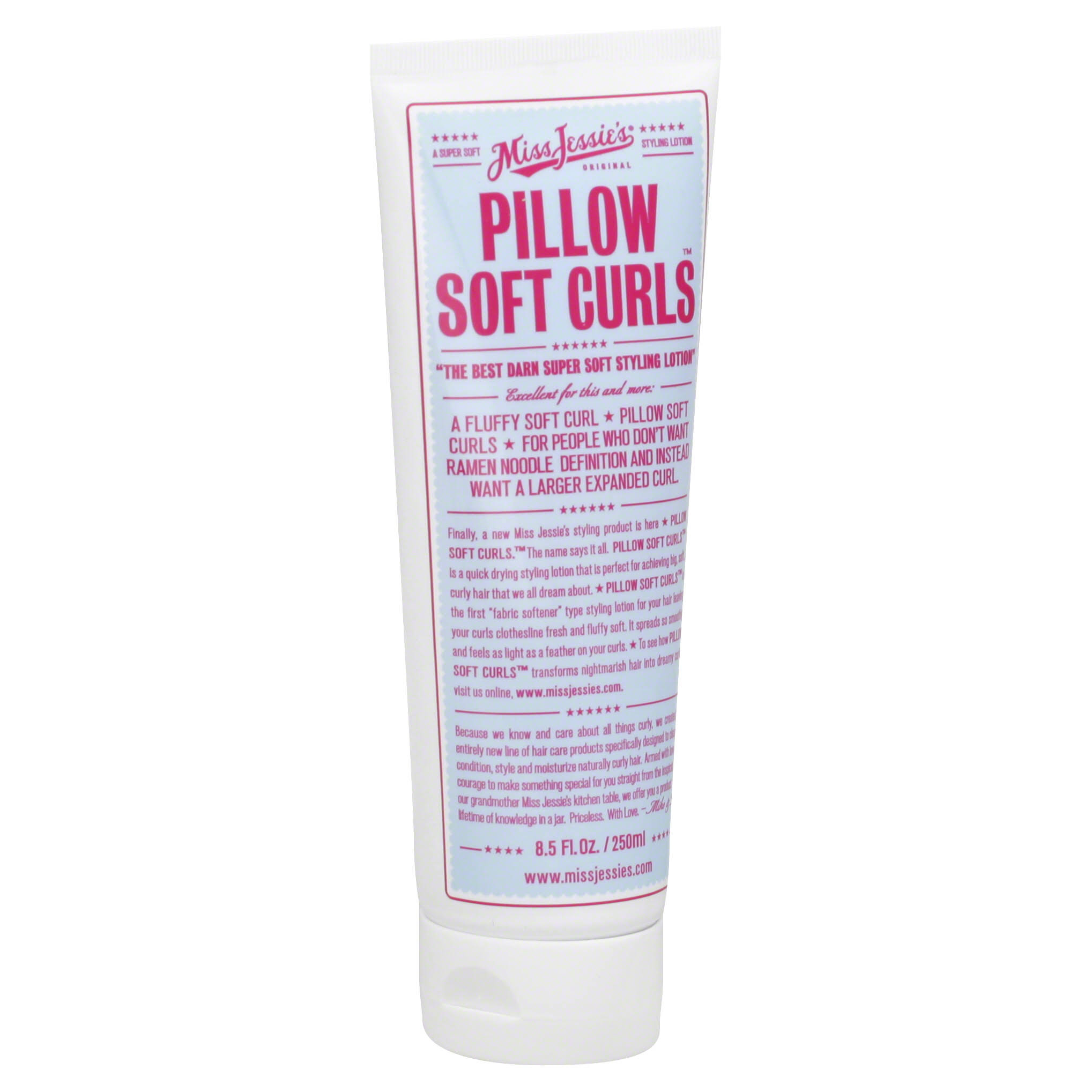 Miss Jessie's Pillow Soft Curls Styling Lotion - 8.5oz