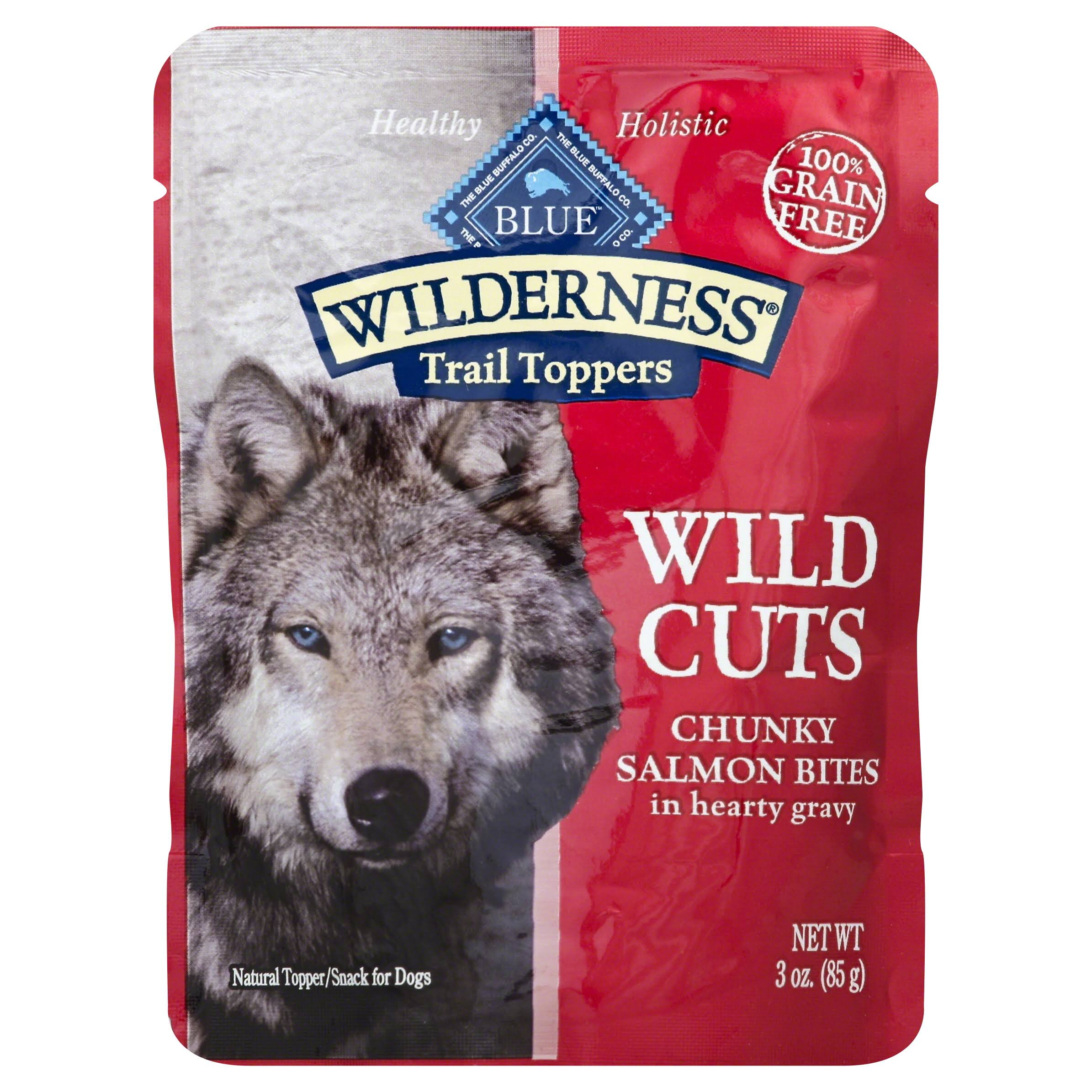 Wilderness Blue Buffalo High Protein Wet Adult Dog Food