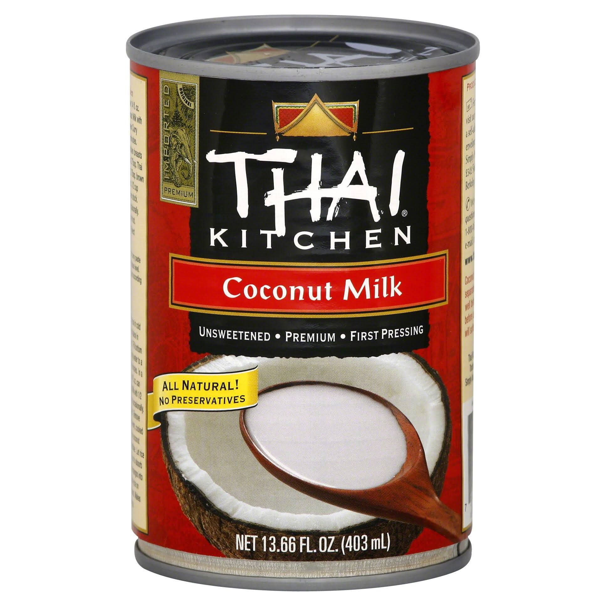 Thai Kitchen Coconut Milk - 403ml