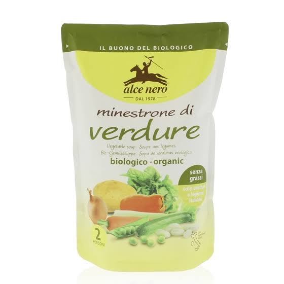 Alce Nero Organic Vegetable Soup, 500g
