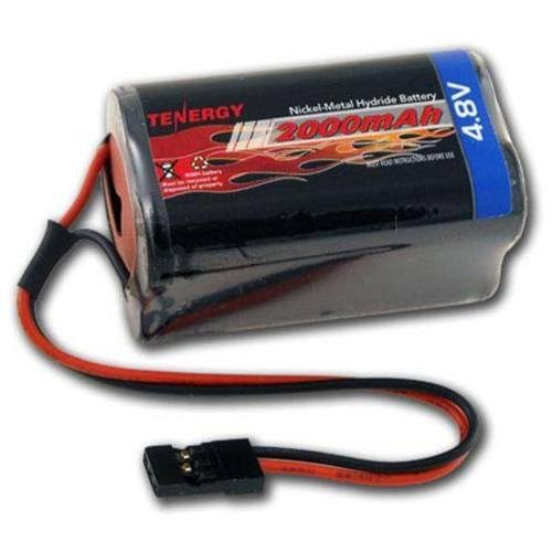 Tenergy 4.8V NiMH 2000mAh Battery Pack