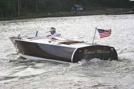 classic boat plans building wooden boat