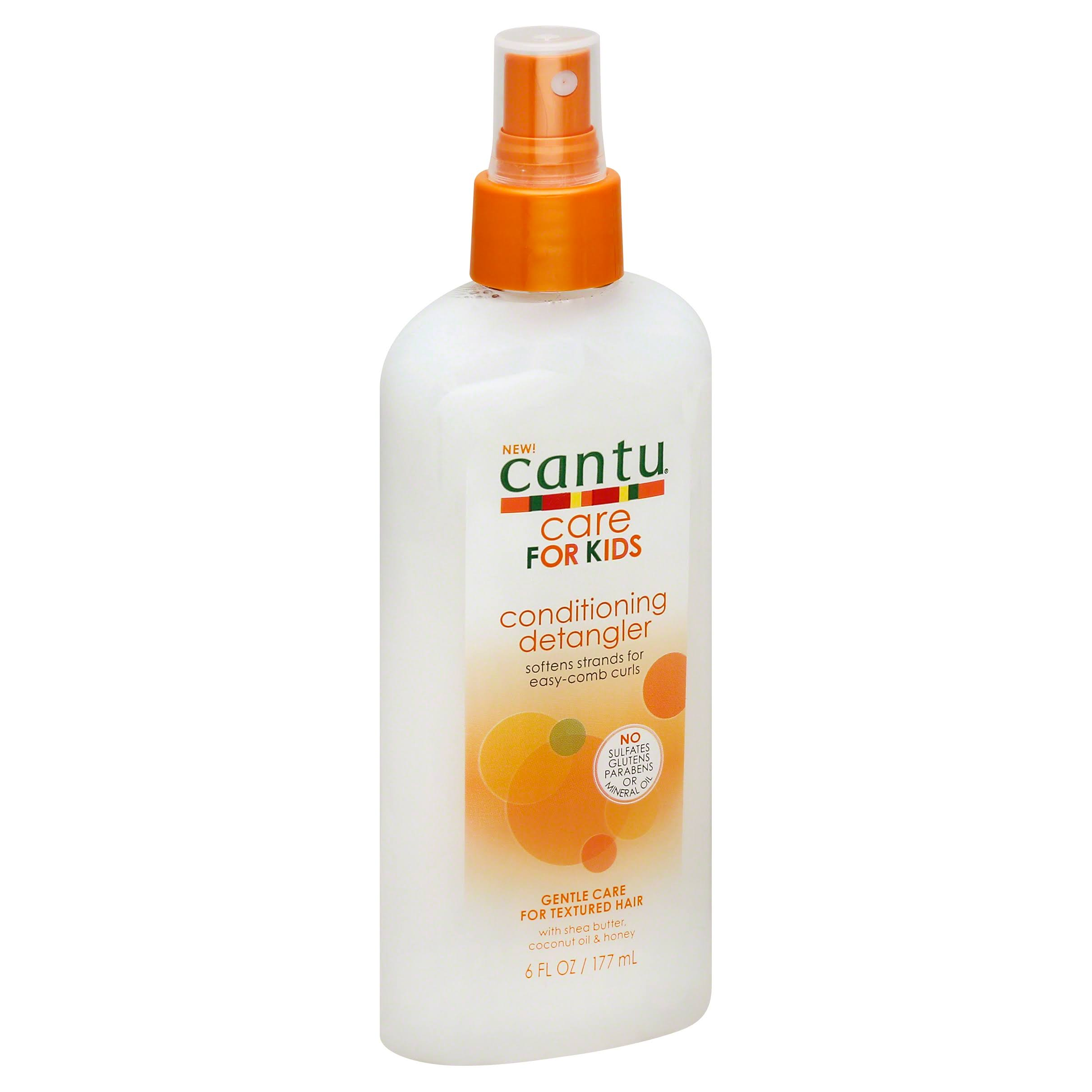 Cantu Care for Kids Conditioning Detangler Spray - 6oz
