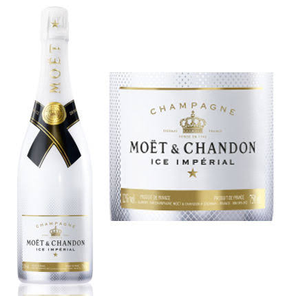 Moet & Chandon Ice Imperial Champagne - 750 ml bottle