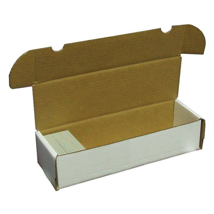 BCW Corrugated Cardboard Storage Box - 660 ct