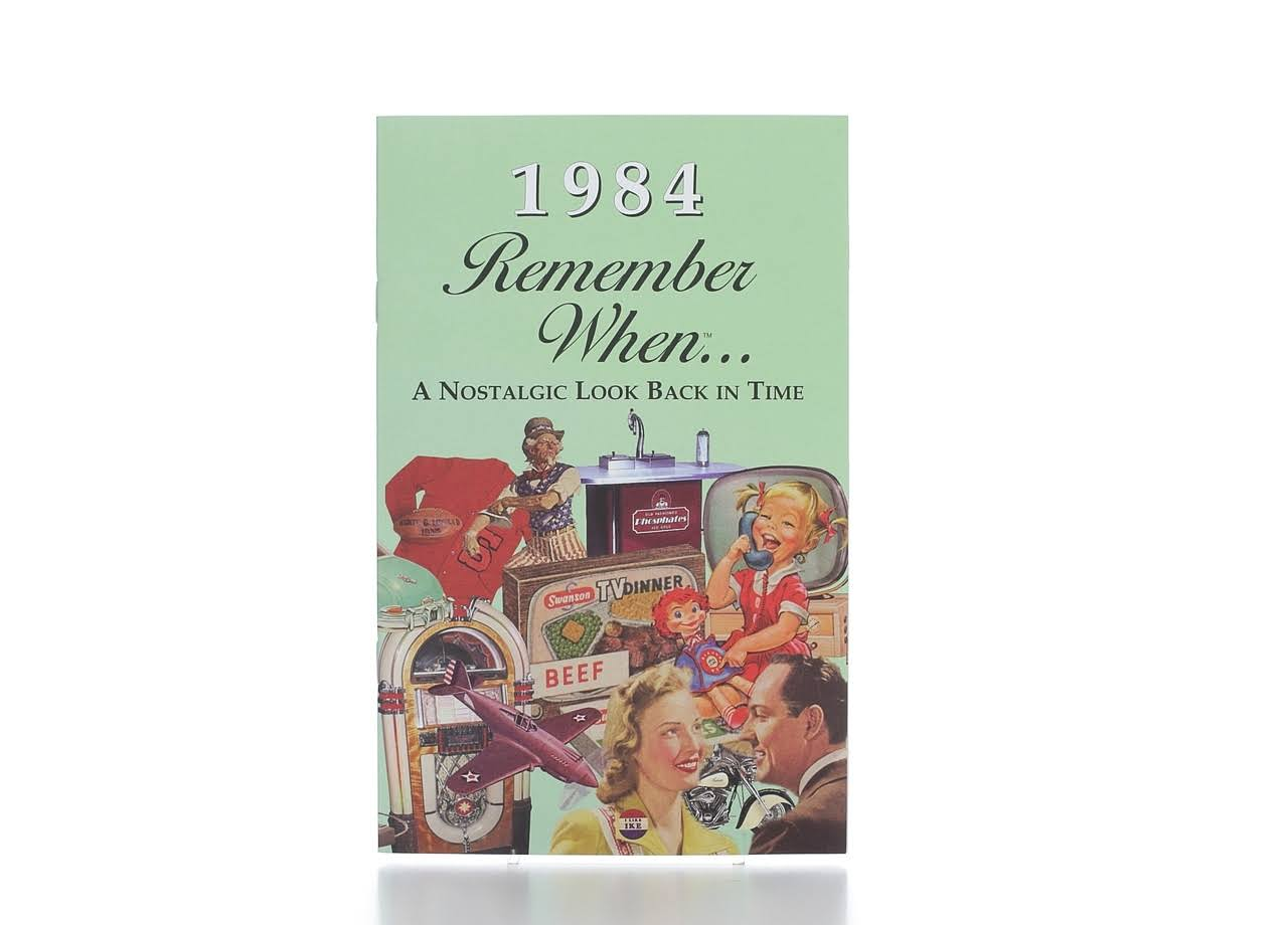 1984 Remember When Kardlet (RW1984) 35th Gift