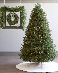 Frontgate Christmas Trees by Bh Balsam Fir Flip Tree Balsam Hill