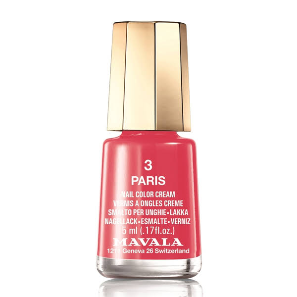 Mavala Switzerland Nail Colour Cream - 3 Paris