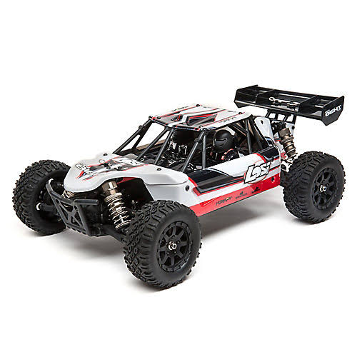 Losi Mini 8ight DB 1/14 4wd Buggy RTR Model Kit - White