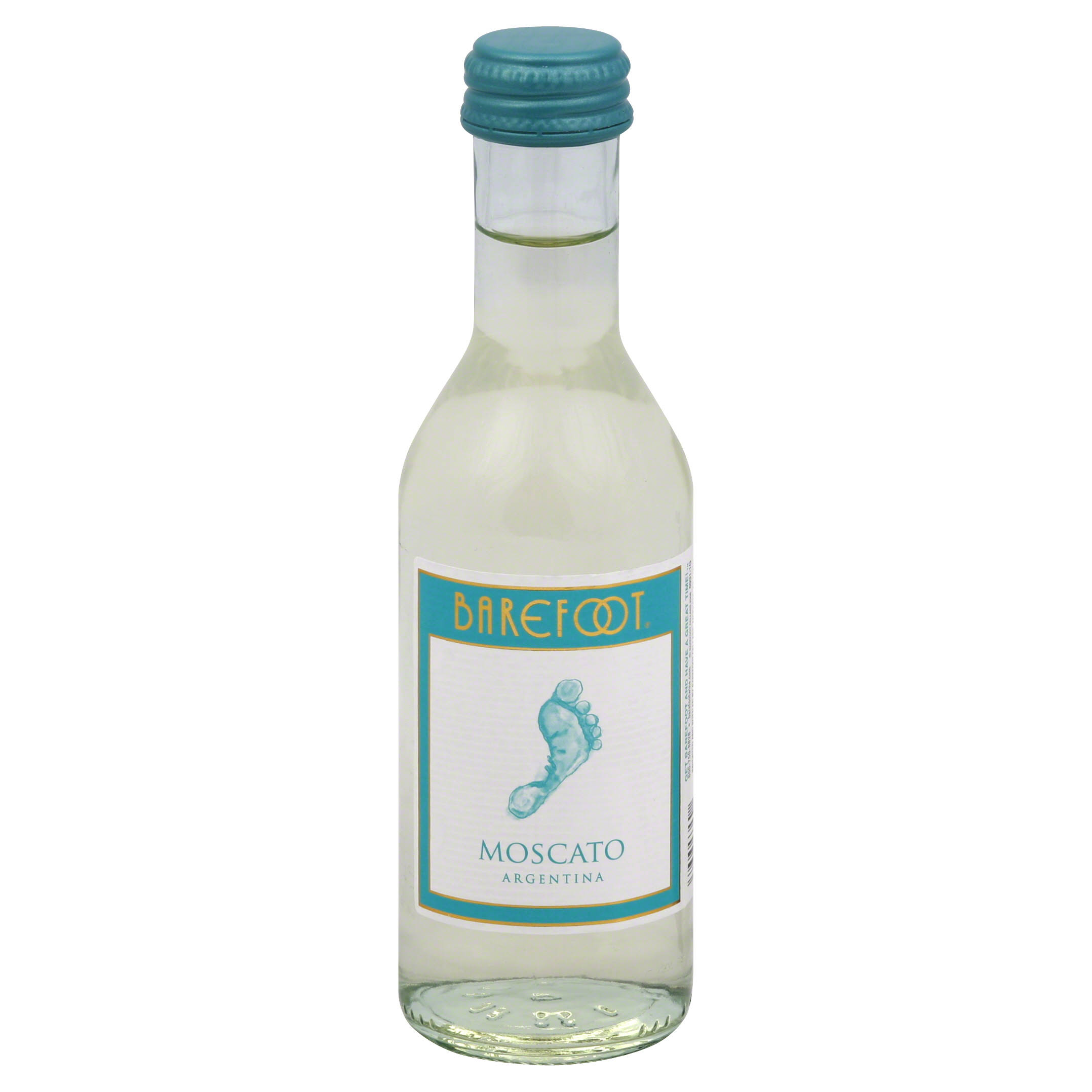 Barefoot Moscato, Argentina - 187 ml
