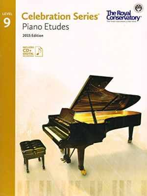 Celebration Series: Piano Etudes 9 - Royal Conservatory