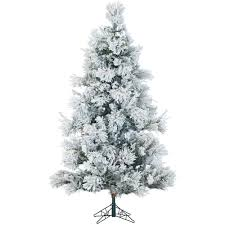 7ft Black Pencil Christmas Tree by Unlit Christmas Trees Artificial Christmas Trees The Home Depot