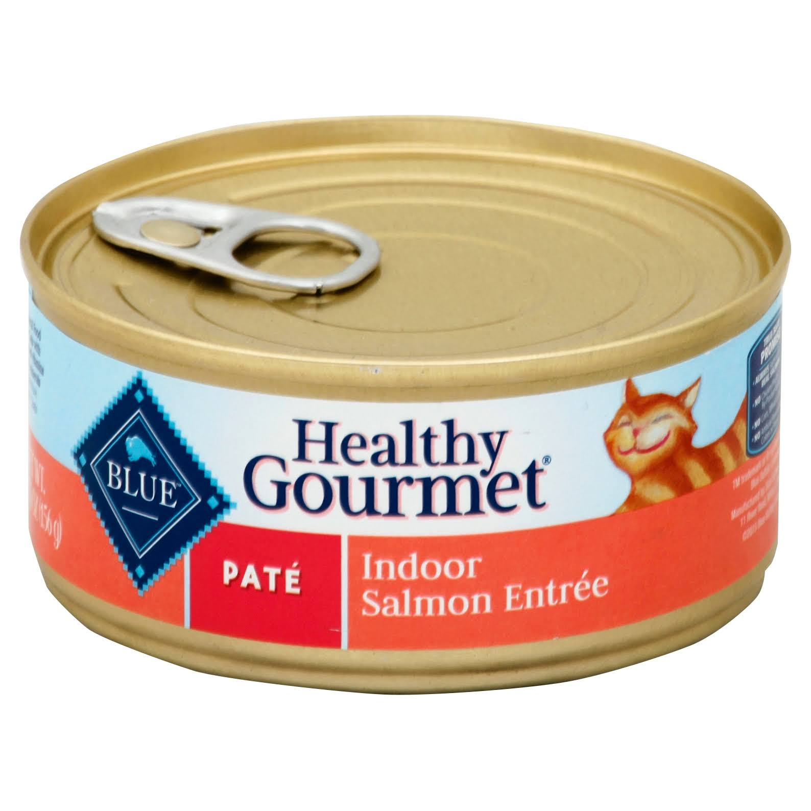 Blue Buffalo Healthy Gourmet Pate - Indoor Salmon Entree