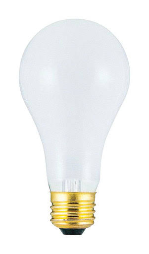Westinghouse 36959 Commercial Service Frosted Light Bulb - 150W